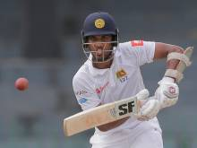 Chandimal to miss India Test series opener