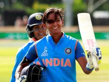 Indian women take World Cup by storm