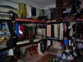 Residents fined for cramped living