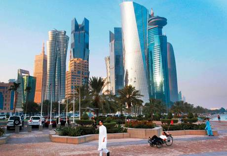 Qatar talks 'must be without preconditions'
