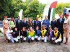 Nine lady jockeys from different parts of the world will contest the HH Shaikha Fatima BintMubarak Ladies World Championship at Duindigt race course in The Netherlands