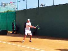 UAE outdone in Davis Cup relegation play-off
