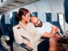 What happened to basic flight etiquette?