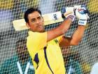 Cricketer MS Dhoni