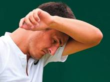 'Trapped' Tomic has no love for tennis