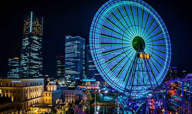 9 famous Ferris wheels in the world