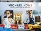 A Michael Kors store under renovation in New York.  The purchase of Jimmy Choo gives the New York fashion and accessories company a presence in higher-end luxury.