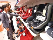 New child car seat rules in UAE