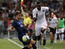 Balotelli scores in Champions League qualifier