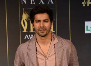 Varun signs on for 'October'