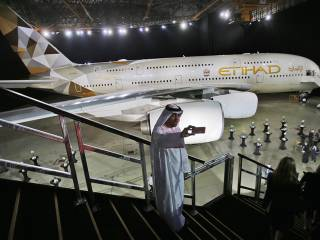 Etihad Airways swings to $1.87b loss