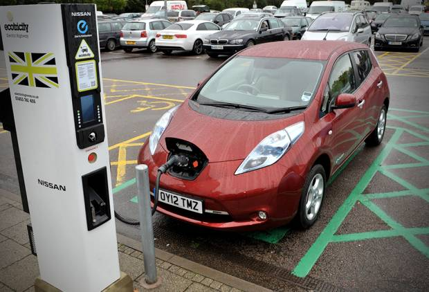 Making headway with all-electric push