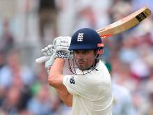 Cook anchors England as Philander stars