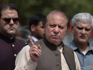 Sharif disqualified: What happens now?