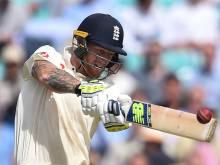 Ton-up Stokes stars for England after Cook exit