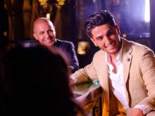 Assaf and Faudel's duet 'Rani' has a video