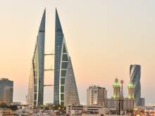 Bahrain says Qatar usurped its border