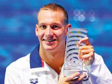 Star born — Dressel emerges from Phelps' shadow
