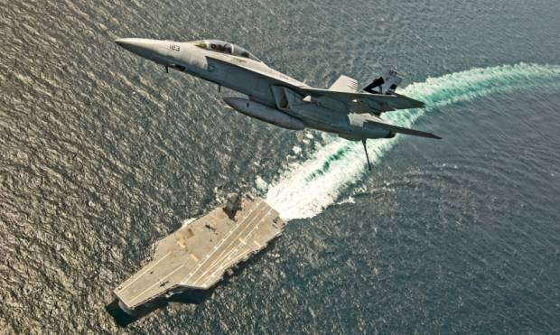 Pictures: Testing the USS Gerald R. Ford