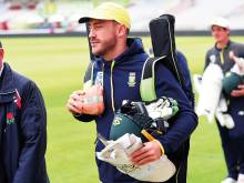 Du Plessis urges S Africa to follow Elgar lead