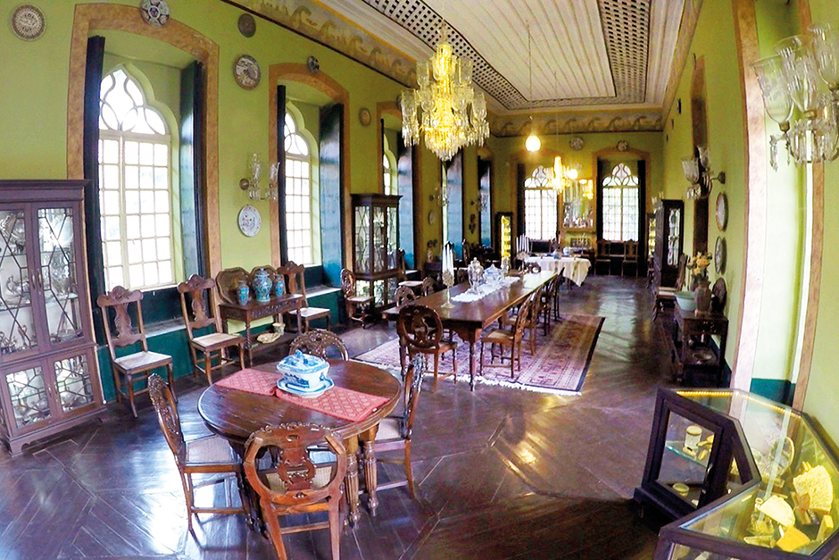 427-year-old Portuguese heritage home in Goa