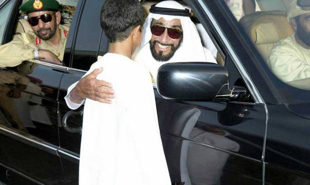 Shaikh Zayed: Life in pictures