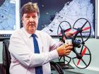 Drone tracking system protects Dubai airspace