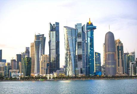 Quartet to wait 50 years for Qatar 'right move'