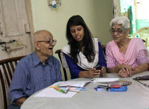 Care services for the elderly in India rising