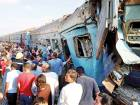 36 killed as trains collide in Egypt