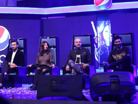 Pakistan's 'Battle of the Bands' brings in the stars