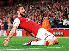Wenger lauds stay-at-home match-winner Giroud