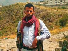 Professionals take up arms in Yemen