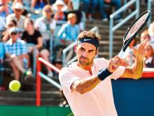Resurgent Federer happy to make Montreal final