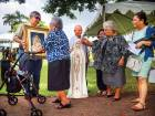 Guam residents pray for peace as deadline looms