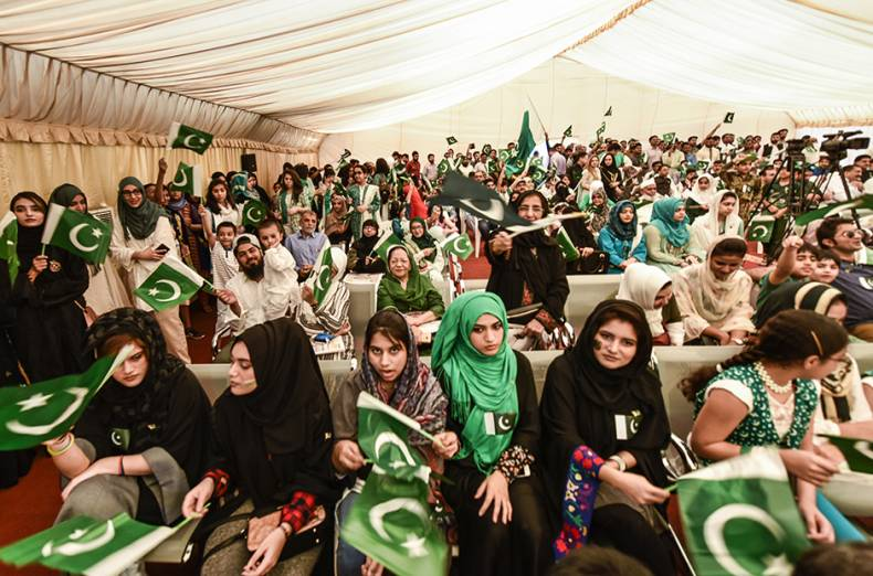 pakistani-expatriates-take-part-in-the-independence-day-celebrations-at-their-consulate-in-dubai