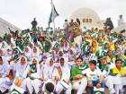 Pictures: Pakistan marks 71st Independence Day