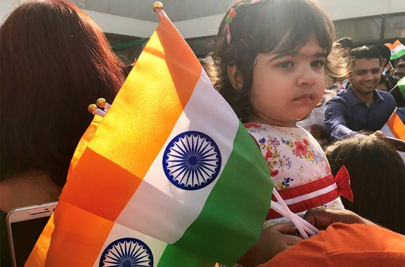 a-girl-celebrates-india-s-independence-day-at-the-indian-consulate-in-dubai