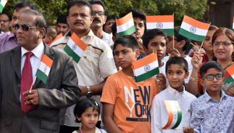 Images: Indian expats celebrate Independence Day