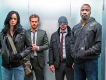 A night on set of 'The Defenders'