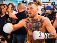 McGregor aims to train for boxing, MMA
