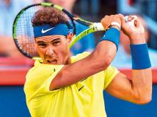 No. 1 position very special for me, Nadal says