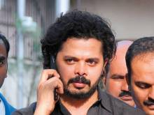 Sreesanth back on field after four years