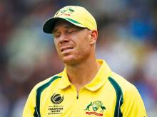Warner downed by friendly fire in Darwin