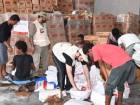 UAE aid group delivers food to needy Yemenis