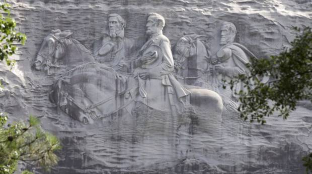 Confederate monuments relics of white supremacy