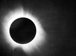 The eclipse that revealed the universe