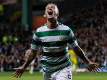 Celtic thrash Astana in Champions League playoff