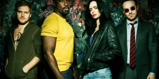 'The Defenders': Reluctant heroes come together