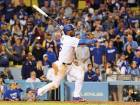 Dodgers right fielder Yasiel Puig